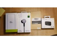LG G5 mobile phone unlocked mint condition H3 B&O headphones and LG Hi-Fi plus B&O Play
