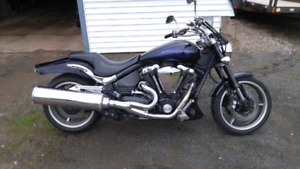 2003 Yamaha Warrior 1700 trade for Harley Sportster 1200 only