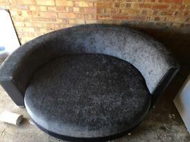 DFS Avici Cuddler sofa