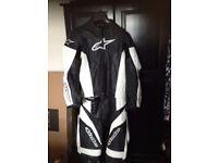alpinestars suit size 56 excellent condition