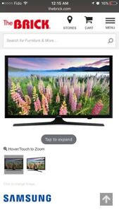 "TV FOR PARTS- Samsung 40"" Smart Full HD J5200 Series LED TV"