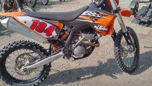 2010 KTM 250SX-F