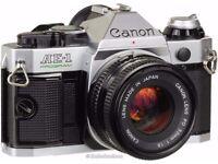 Lost Canon Film Camera
