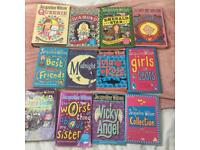 HUGE Jacqueline Wilson Book Collection