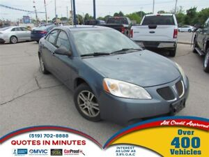 2006 Pontiac G6 FRESH TRADE IN | AS-IS SPECIAL