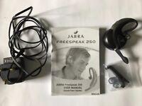 NEW JABRA FREESPEAK HEADSET 250 NEVER USED
