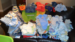 Infant Boy clothing 0 - 3 months