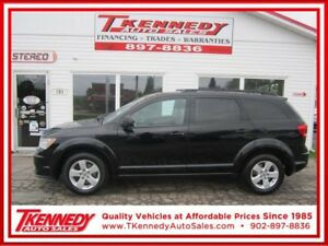 2014 Dodge Journey SE Plus ONLY $13,788.00 / $269.00 MONTHLY OAC