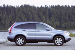 2007 Honda CR-V VUS - Need new engine / for parts