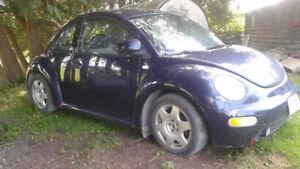 2000 Volkswagen Beetle TDI