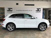 Audi Q5 TDI QUATTRO S LINE PLUS (white) 2013-06-15