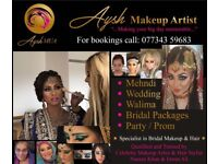 Qualified Professional Bridal Media Makeup Artist