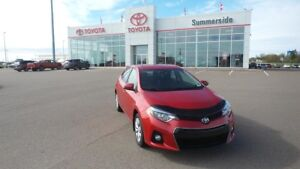 2015 Toyota Corolla SPORT LOW K & LOW PRICE! ONLY $57.12 / WEEK