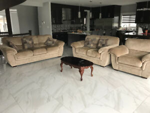 3 pcs sofa set for sale