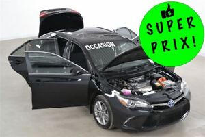 2015 Toyota Camry Hybrid SE Pneus et Feins Neufs Impeccable !!!