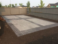 Landscaping, patio stones, decks, fences and more