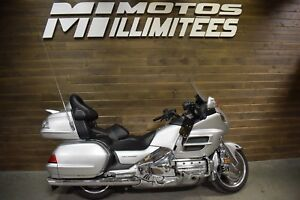 2008 Honda GL1800 GOLDWING ABS GPS