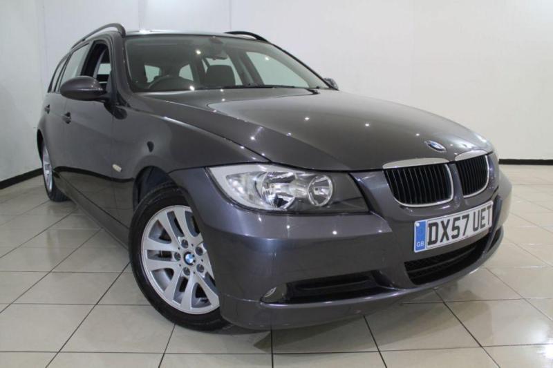 2008 57 BMW 3 SERIES 2.0 318I ES TOURING 5DR 141 BHP