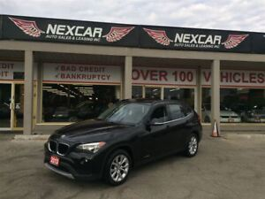 2013 BMW X1 DRIVE AUT0 AWD LEATHER PANORAMIC ROOF 121K