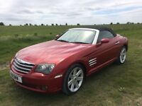 Chrysler Crossfire Roadster Convertible, V6 Automatic 3.2 L