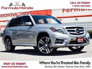2015 Mercedes-Benz GLK-Class 250 BLUETEC | ACCIDENT FREE | ALL W