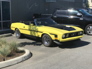 1973 Ford Mustang Convertible.......Reduced to Sell.