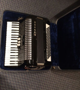 Legendary Quality Hohner Accordion