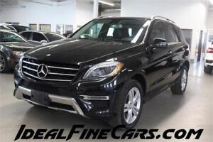 2013 Mercedes-Benz M-Class ML 350 DIESEL/NAV/PANO/PUSH START