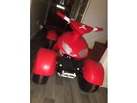Little tikes ninja quad bike