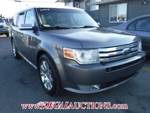 2009 FORD FLEX LIMITED 4D UTILITY AWD LIMITED