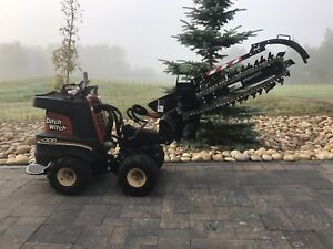Ditch Witch R300 Zahn