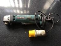 Makita drill 110v sidewinder