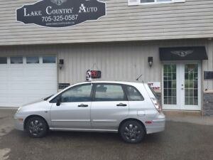 2006 Suzuki Aerio SE-Auto, AC, Power Windows