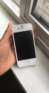 Selling White IPhone 4 for only $45!
