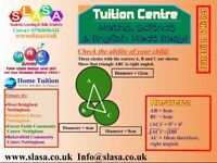 Now in West Bridgford - Maths, Science & English Tuition KS1 £7.50/h KS2, 3 & GCSE £9.50/h