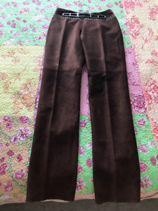 Danier Genuine Leather Pants