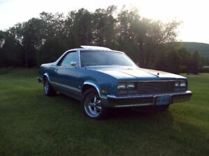 EL CAMINO for sale