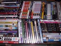 NEW DVDs ( Bundle of 100)