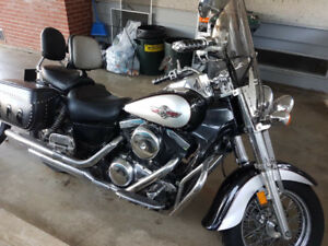 KAWASAKI VULCAN 1500 FOR SALE BY OWNER