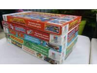 Retro arcade board games MB Frogger, Donkey Kong, Defender, Pac Man, Zaxxon