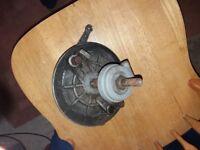 spindle hub casing