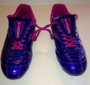Diadora Soccer Baseball Cleats Size 7.5 Womens
