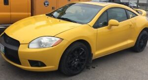 2009 Mitsubishi Eclipse GT Coupe (2 door)