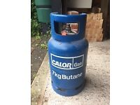 7kg butane gas bottle(full)
