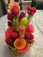 Fruit creations and other catering