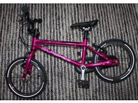 islabike cnoc 14L Pink latest model only one year old isla bike Very Good Condition