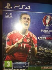 PS4 GAME UEFA 2016 EURO FRANCE