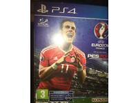PS4 GAME UEFA 2016 EURO FRANCE