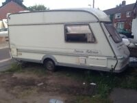 Jubilee caravan for sale