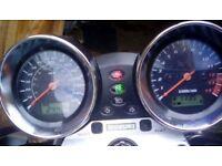 Suzuki 600 bandit special edition 2004